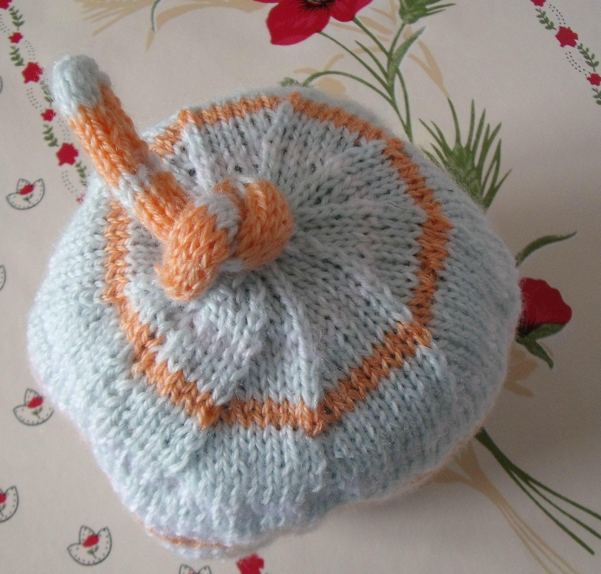 Mod le tricot bonnet b b naissance gratuit - Modele de bonnet a tricoter facile ...