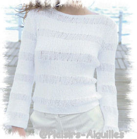 modele tricot taille 50