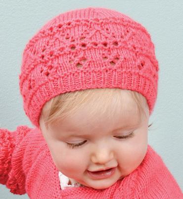 aide modèle tricot bébé gratuit bonnet ... e1150b092b8