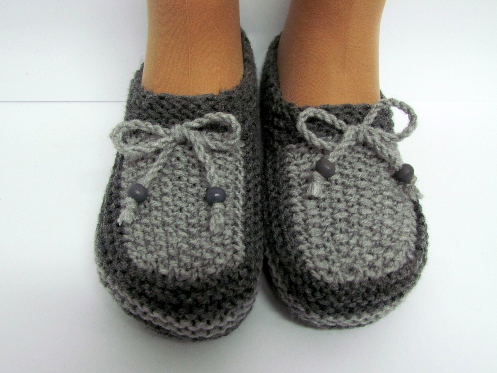 modele tricot chaussette homme