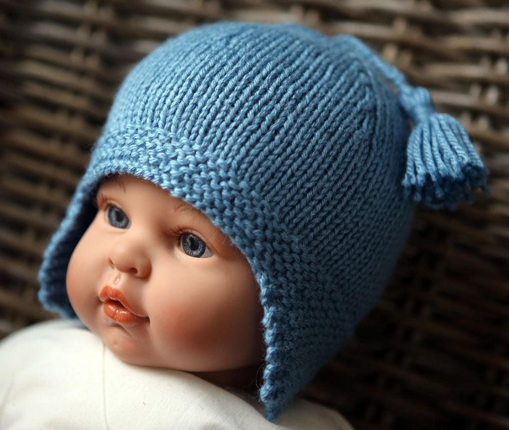 Aide patron tricot bonnet bébé facile bd6085f35c0