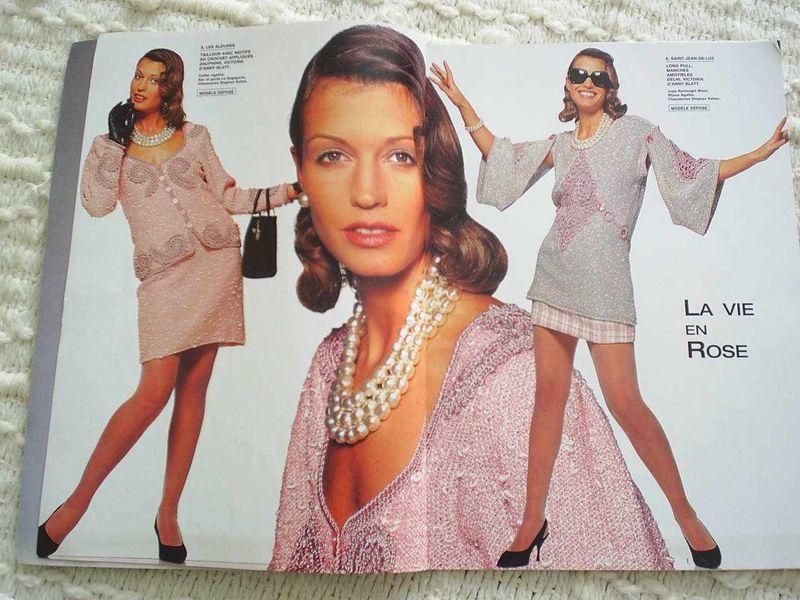 modèle tricot anny blatt