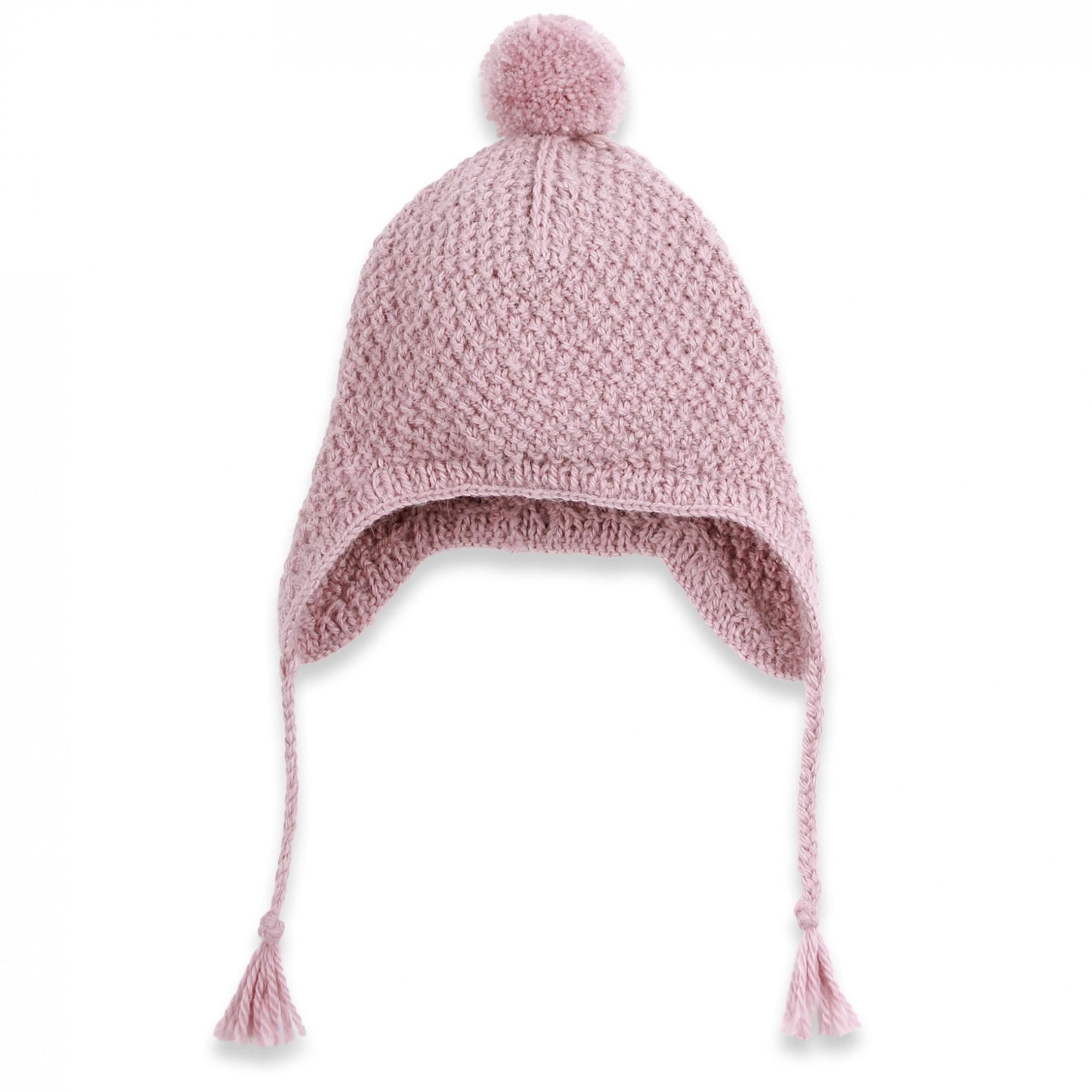 Mod le tricot bonnet avec oreilles - Modele de bonnet a tricoter facile ...