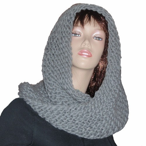 apparence modèle tricot echarpe capuche 25e340ccff1