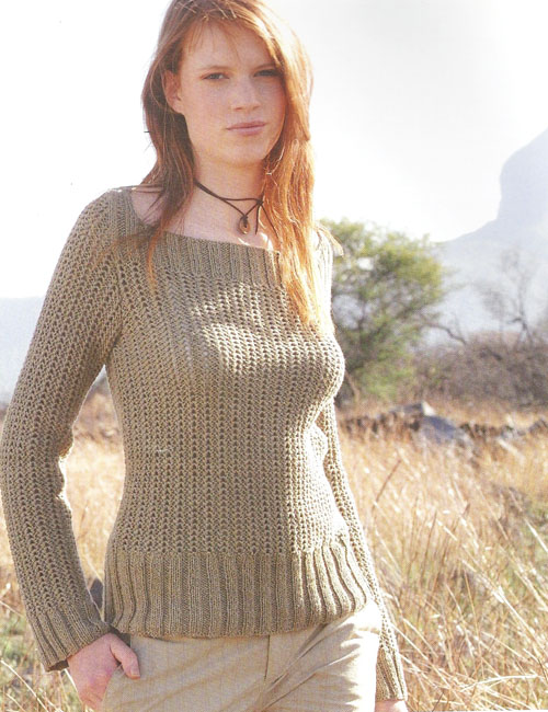 modele tricot ado gratuit