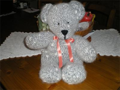 comment tricoter un ours