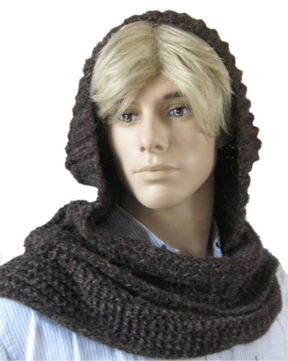 beau modèle tricot echarpe capuche 98291c768e4