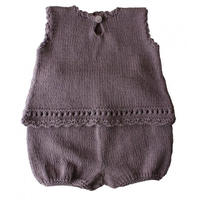 Mod le tricot b b gratuit pour debutant - Modele tricot bebe gratuit debutant ...