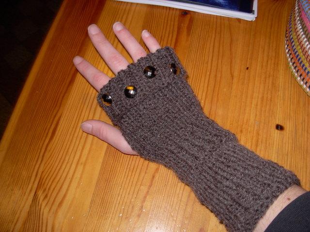Modele tricot norvegien femme - Tricoter des mitaines facile ...