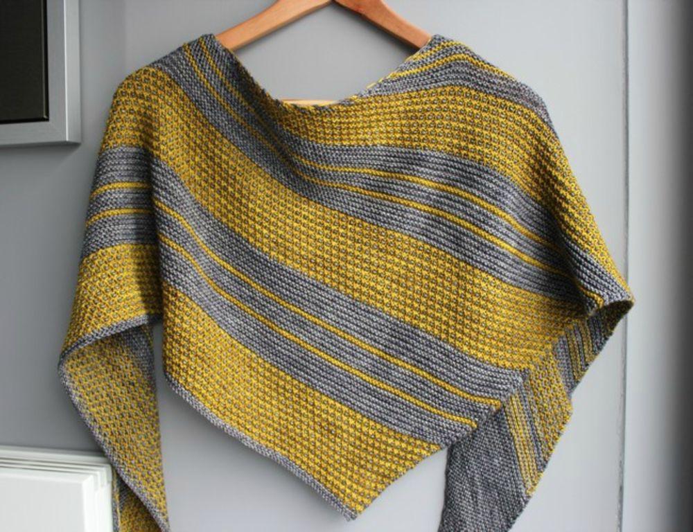 Patron tricot chale gratuit - Cote 2 2 tricot ...