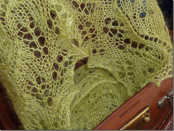 création patron tricot foulard dentelle 0033b313fcc