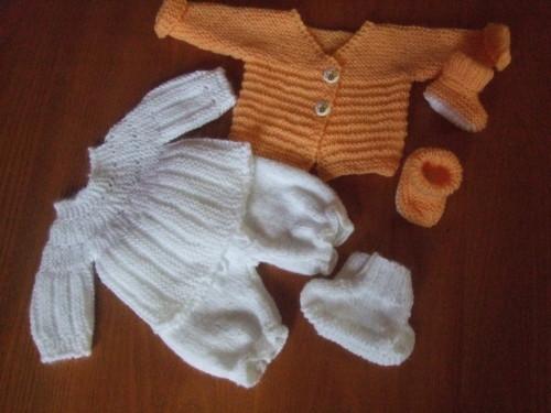 modèle tricot pour premature