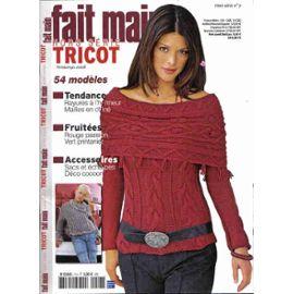 Explication mod le tricot a la main - Tricot a la main ...
