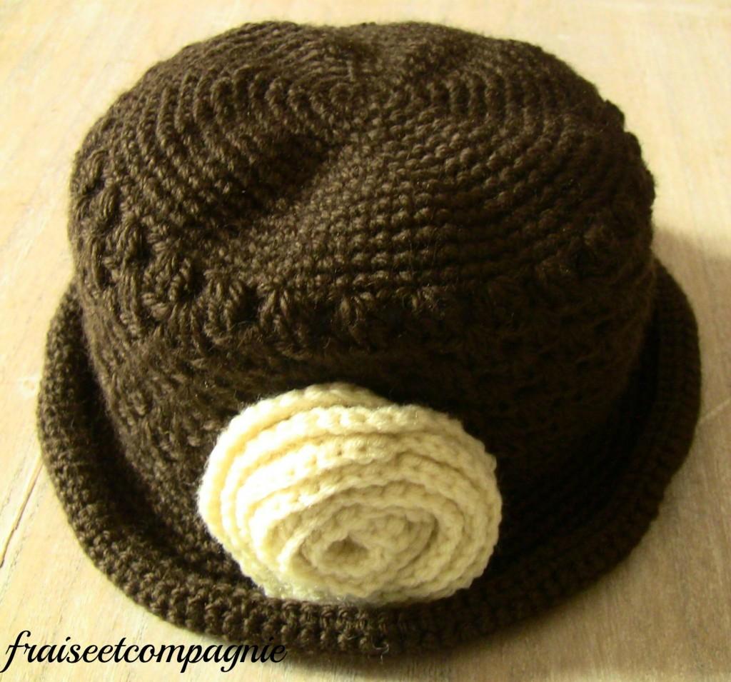 modèle tricot bonnet crochet