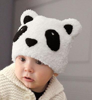 patron couture bonnet panda