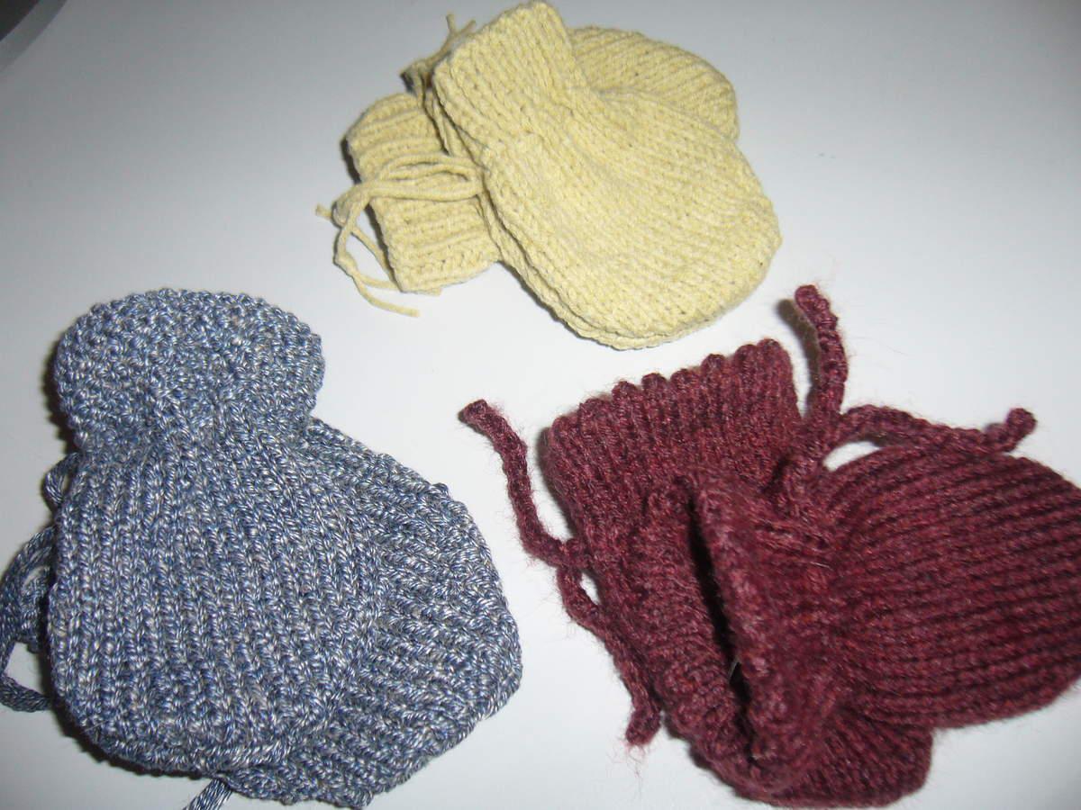 bb24a8612672 explication modèle tricot moufle bébé ...