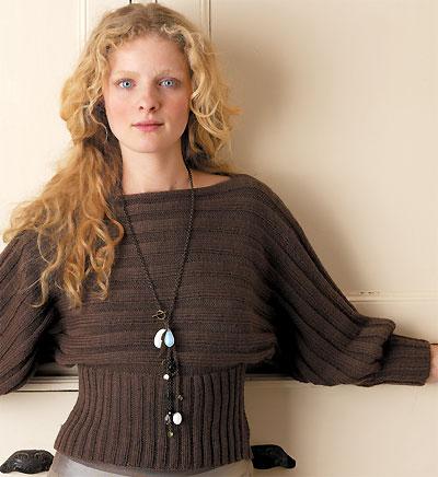explication mod le tricot pull femme facile. Black Bedroom Furniture Sets. Home Design Ideas