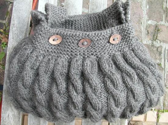 modele sac a main tricot gratuit