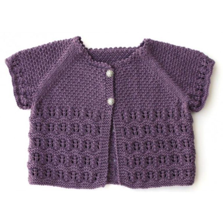 modele tricot bebe debutant gratuit