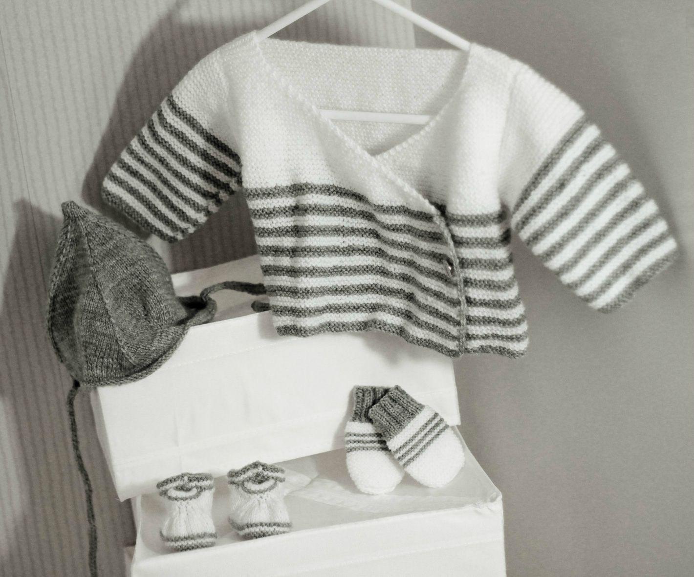 modele gratuit layette bebe
