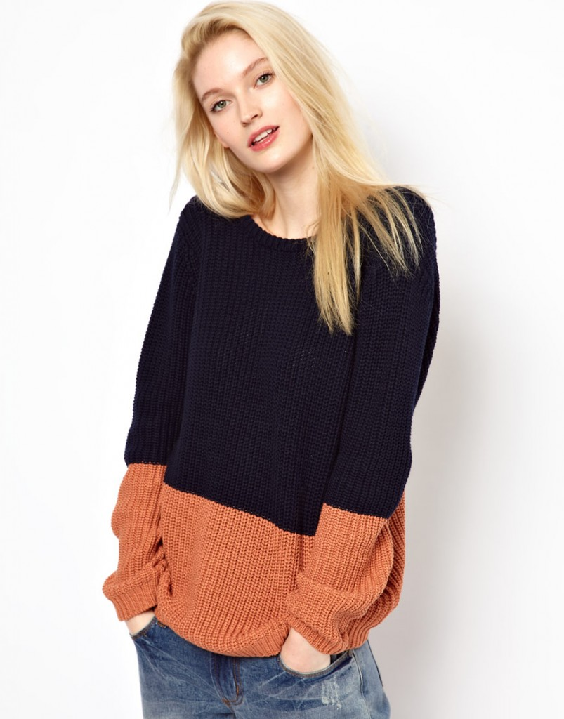 Gratuit mod le tricot pull grosse maille - Tricot grosse maille ...