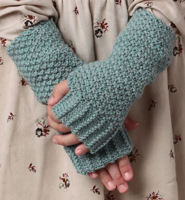 modèle tricot mitaines gratuit