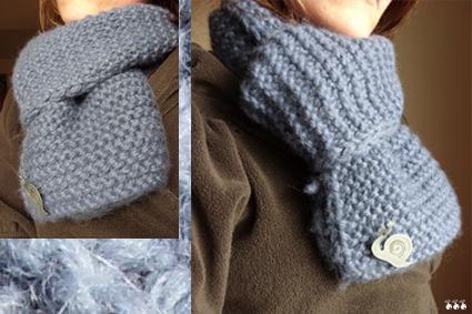 Idée modèle tricot echarpe point mousse fe339105a97