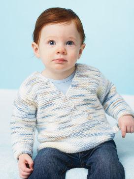 patron tricot bebe bernat