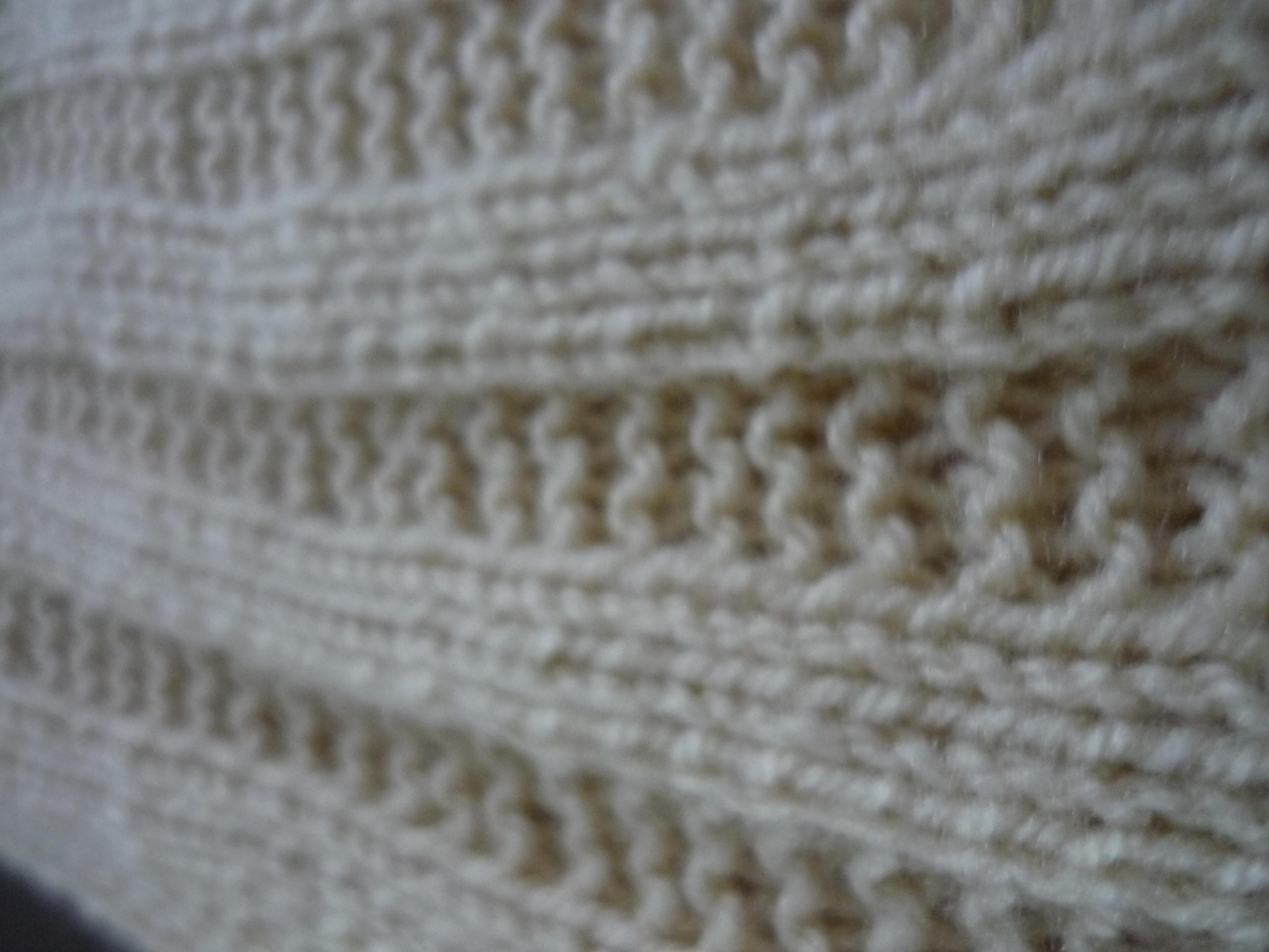 Patron tricoter une couverture de b b - Tricoter une couverture pour bebe ...