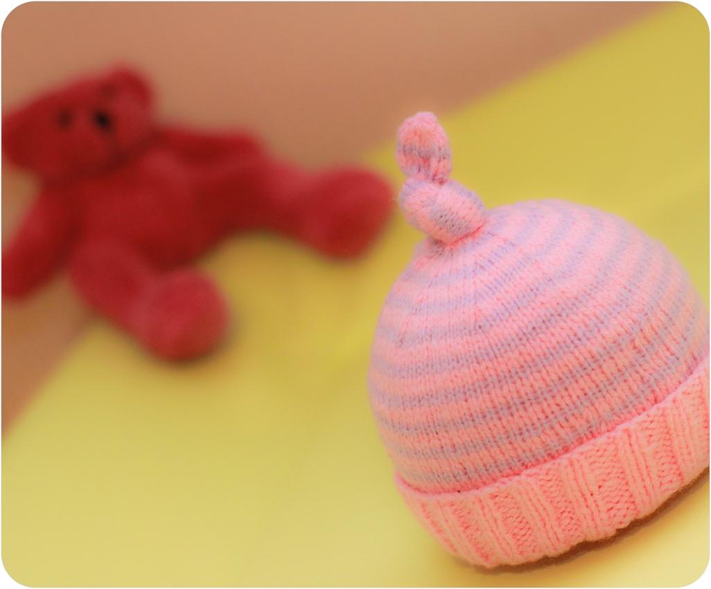 12ced9ad2ec8 patron tricot bonnet naissance