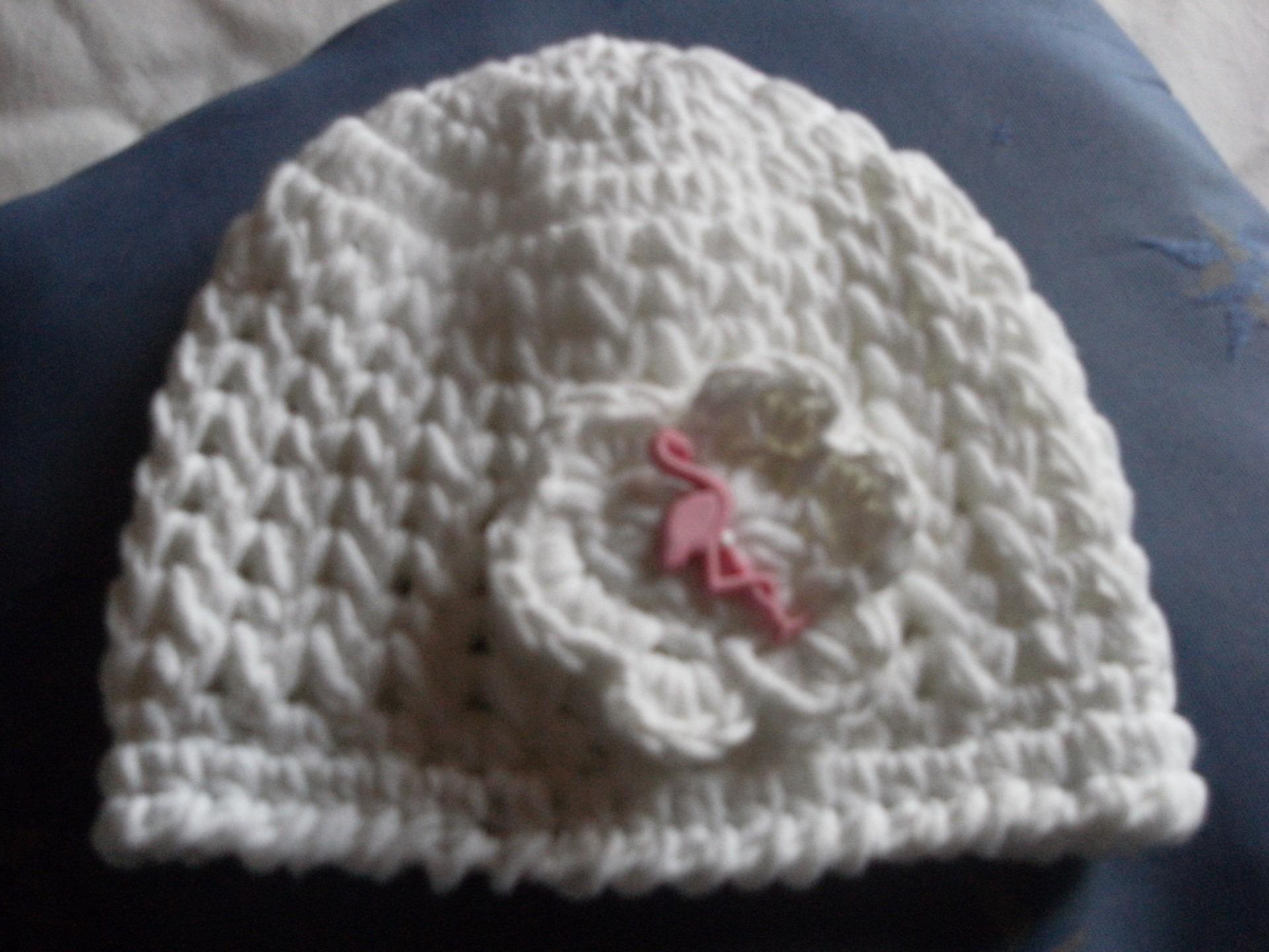 3e0965d22975 affichage patron tricot gratuit bonnet naissance ...