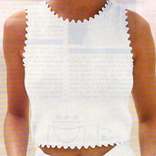 tuto tricot debardeur femme