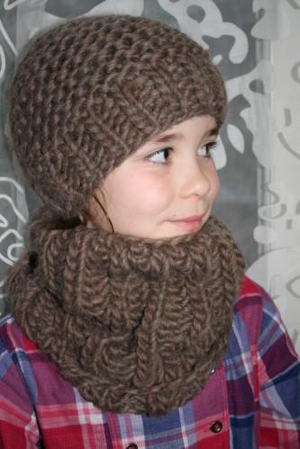 modèle tricoter bonnet gratuit
