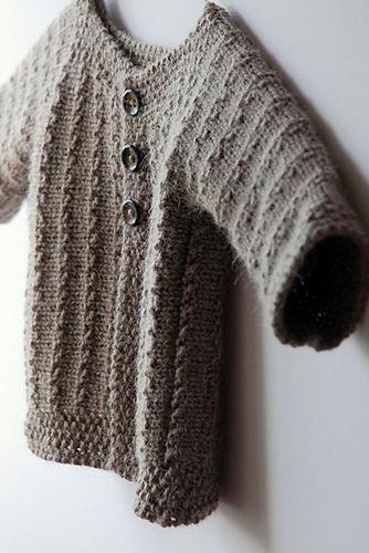 modèle tricot pull 10 ans
