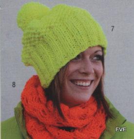 patron de tricot gratuit bonnet