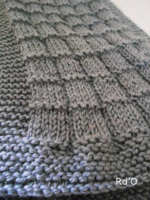 modèle tricot echarpe aiguille 7