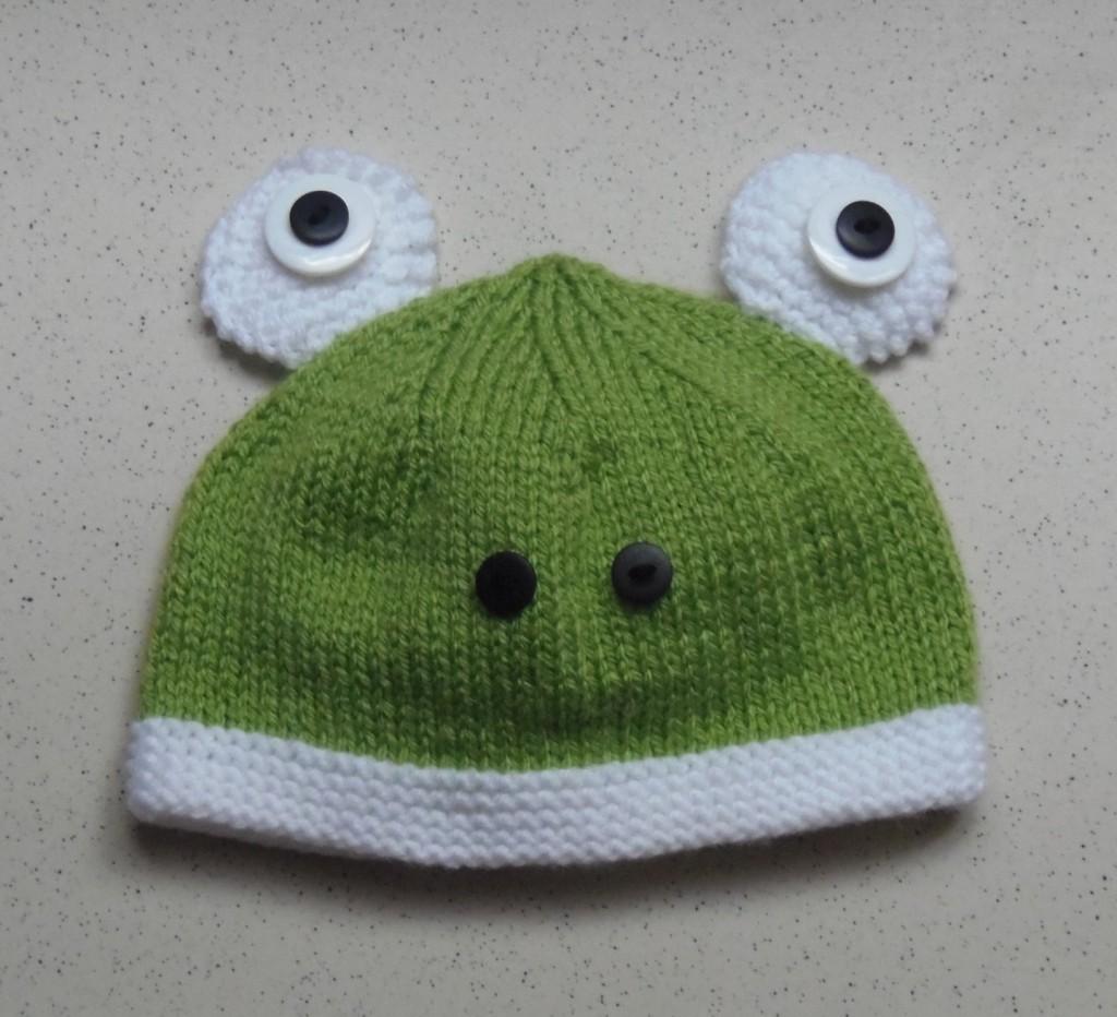 Cliché modèle tricot bonnet 0-3 mois 3b2a6eb8886