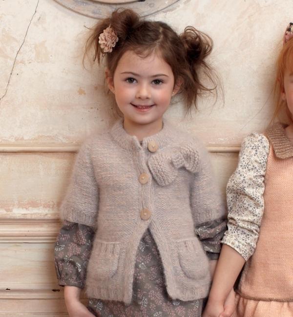 Model De Jeune Fille : Modèle tricot jeune fille