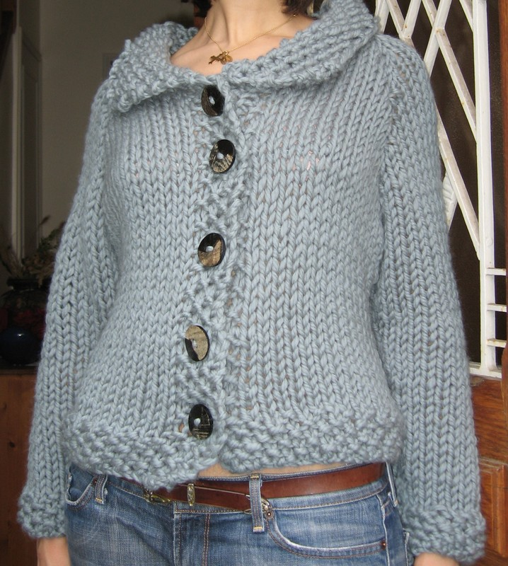 Modele tricot grosse laine - Grosse laine a tricoter ...