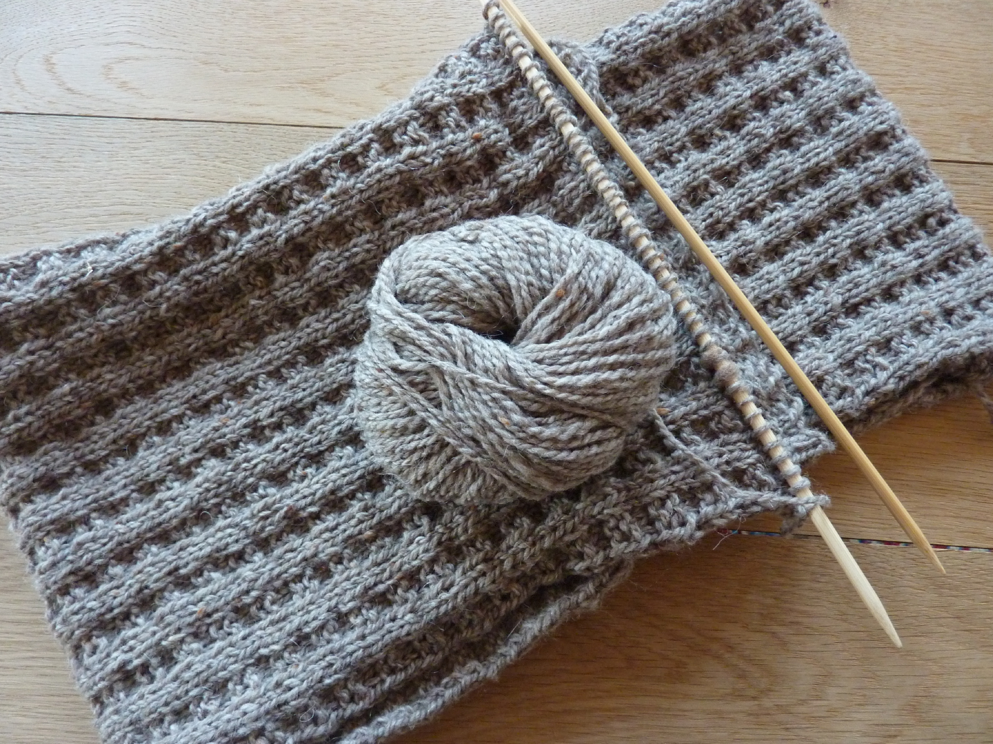 tricot pour