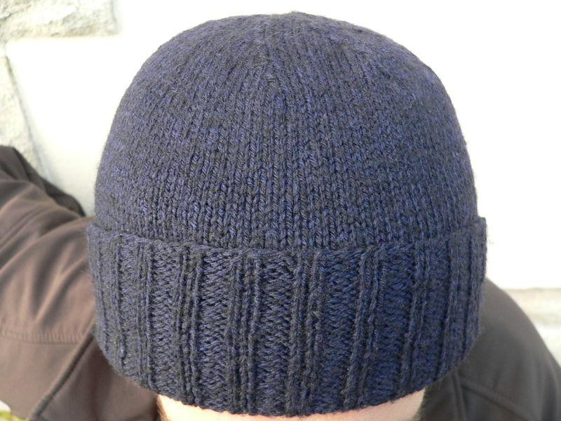 tricoter un bonnet aiguille 3 5