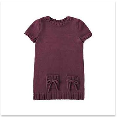 modèle tricot robe gratuit