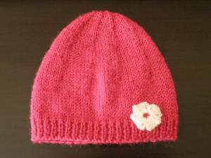 ff023929302 création patron tricot gratuit bonnet naissance