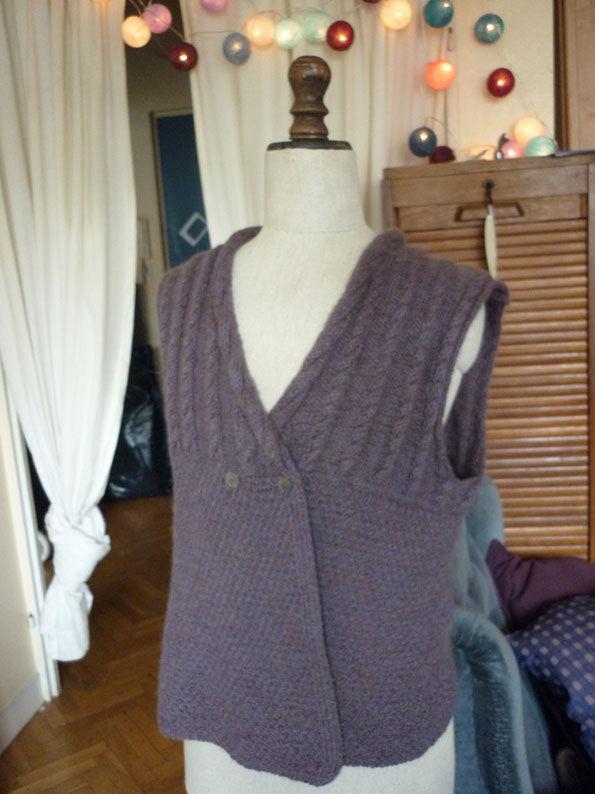 Explication gratuite tricot bonnet femme
