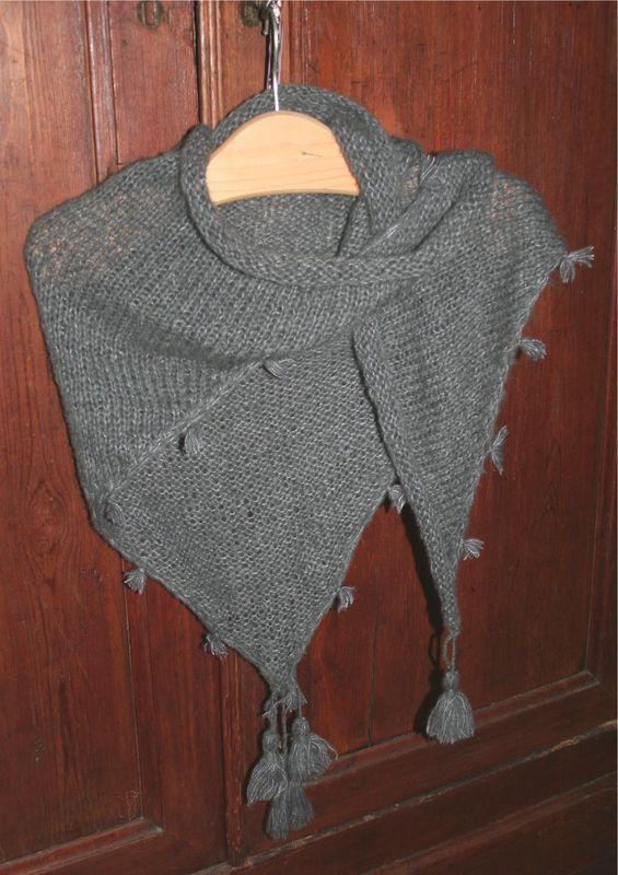 modèle tricot cheche gratuit