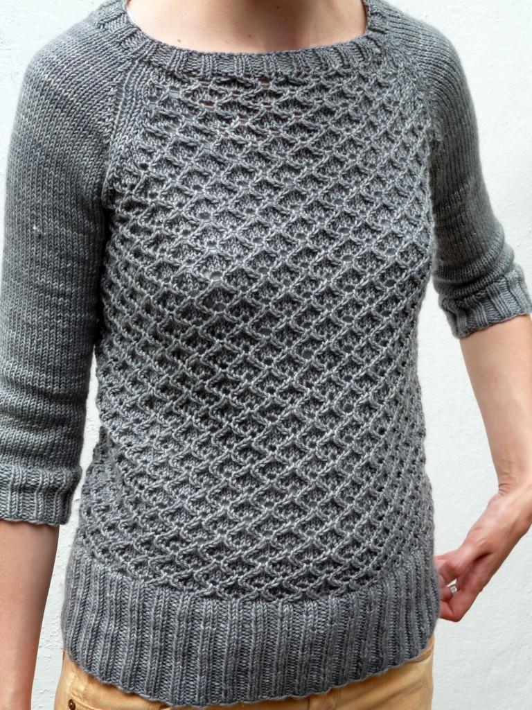 Mod le tricoter un pull - Aiguille a tricoter geante ...