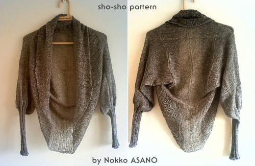 modeles tricot japonais