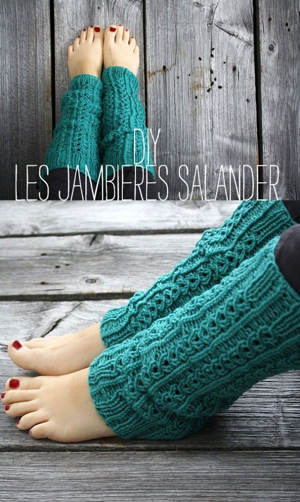 patron tricot jambiere