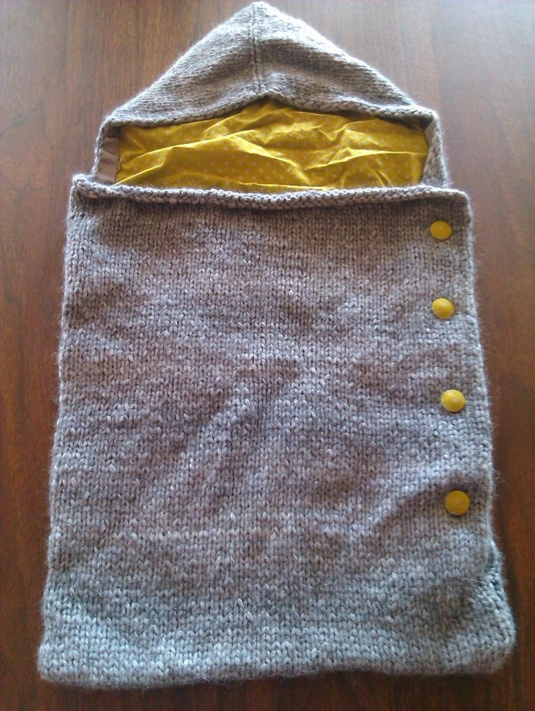 tricoter nid d'ange facile