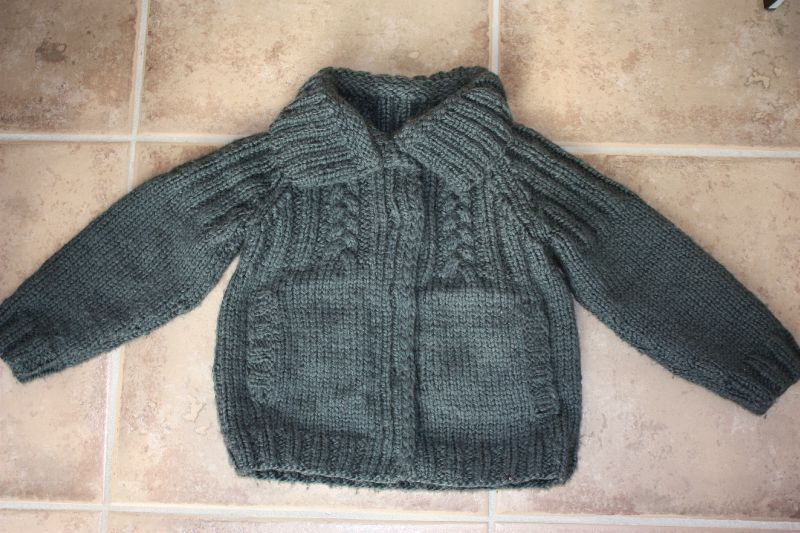 modèle veste tricot bergere de france